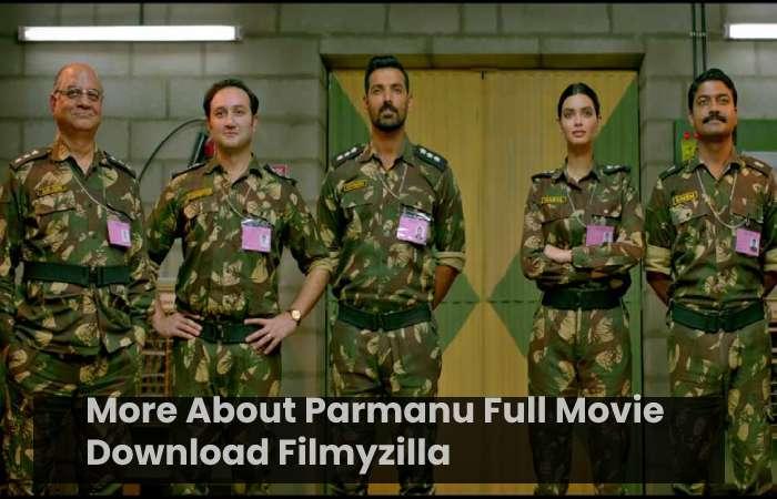 about parmanu movie