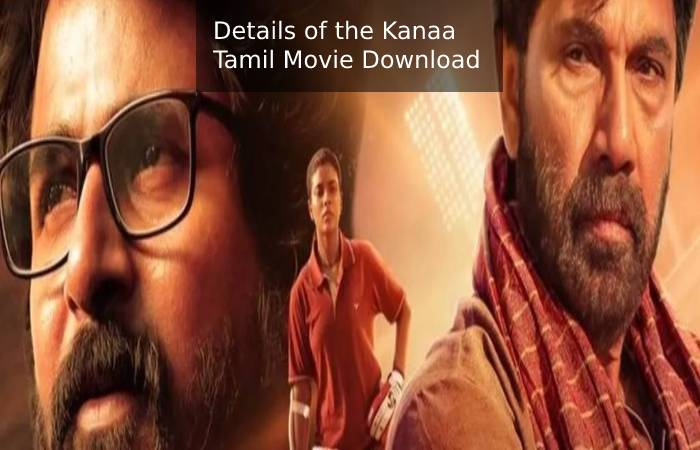 Kanaa Tamil kaana Movie Download detailsMovie Download Kanaa (The Dream). It is a 2018 Indian Tamil-language sports film starring Aishwarya Rajesh, Sathyaraj, and Darshan, Sivakarthikeyan, in a debuting role. The film is direct by Arunraja Kamaraj, who is directing for the first time. It releases in theaters on December 21, 2018. The film features music composed by Dhibu Ninan Thomas, photography by Dinesh Krishnan, edited by Ruben, and produced by Sivakarthikeyan on their new banner Sivakarthikeyan Productions. It was re-create in Telugu as Kousalya Krishnamurthy. Details of the Kanaa Tamil Movie Download Director: Arunraja Kamaraj Producer: Sivakarthikeyan Writers: Arunraja Kamaraj Editor: Ruben Star Cast: Aishwarya Rajesh Sathyaraj Darshan Sivakarthikeyan Productions By: Sivakarthikeyan Productions Music : Dhibu Ninan Thomas Language: Tamil • Release Date: December 21, 2018 Duration: 145 minutes Watch Kanaa Tamil Movie Download Watch Kanaa Tamil Movie Download with just some clicks, and The user can also watch Kanaa Tamil Movie Download in HD video. On the other hand, downloading does not need to pay any amount to watch Kaana. That is, you can watch the Kanaa Tamil Movie. Alternatives to Watch Kanaa Tamil Movie Download About Kanaa Tamil Movie Download StartUp Kousalya Murugesan as Kowsi (Aishwarya Rajesh) is the offspring of Murugesan (Sathyaraj), a farmer. She desires to become an international cricketer to put a smile on the face of her cricket-loving father, helping the country win. It describes the opening scenes, where Murugesan is very eager to see India's games at the 2007 Cricket World Cup. However, he is heartbroken to see India's crushing defeat to Sri Lanka in the phase. Of groups, which sees India subsequently eliminated. Murugesan reviews his feelings in front of his daughter, but she sees him crying and heartbroken all night. So this aspires to a young Kowsi, who was 11 at the time, to take cricket seriously, represent her country, and win the worl