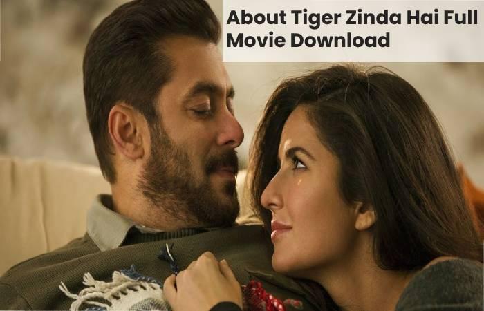 Tiger Zinda Hai Full Movie Download Filmyzilla